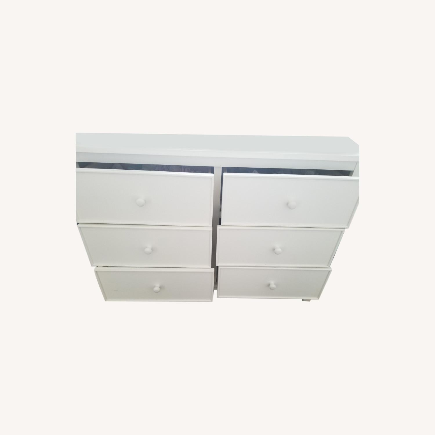 Babyletto Cabinet and Changing Table - image-0