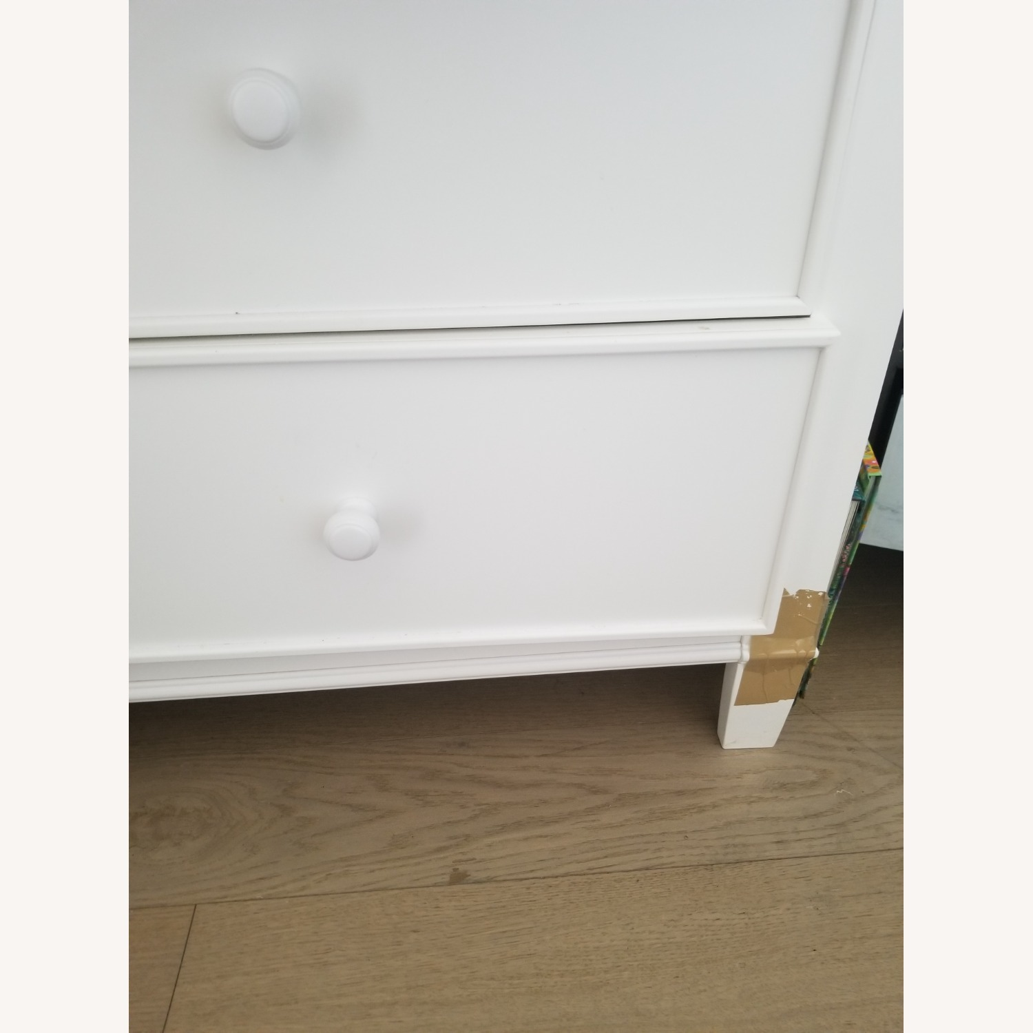 Babyletto Cabinet and Changing Table - image-2