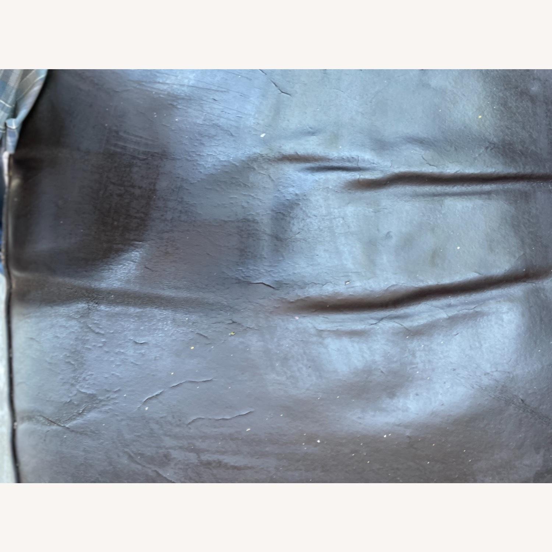 Italiana Divani Chateau Dax Leather Loveseat - image-13