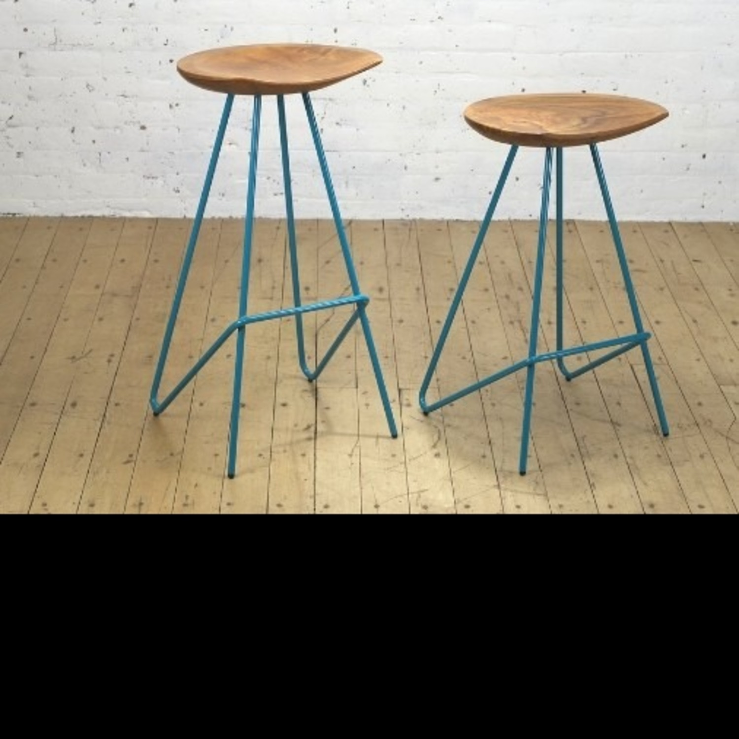 From The Source Perch Counter Stools - Set of 2 - image-5