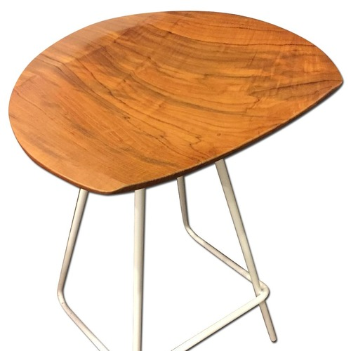 Used From The Source Perch Counter Stools - Set of 2 for sale on AptDeco