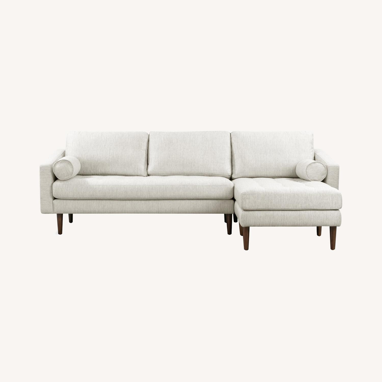 Poly & Bark Sectional Sofa - image-0