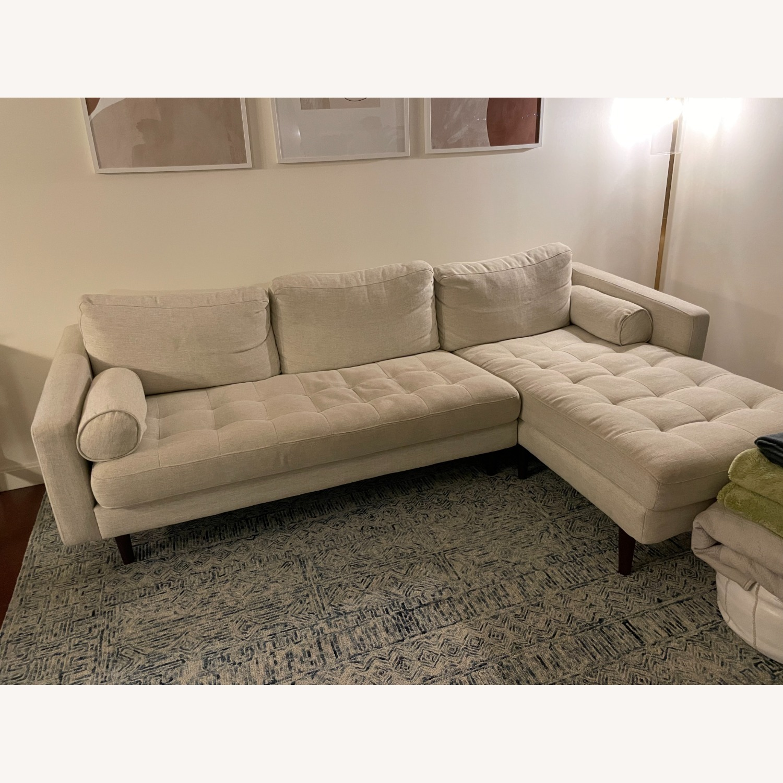 Poly & Bark Sectional Sofa - image-2