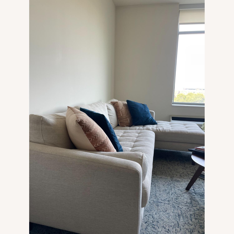 Poly & Bark Sectional Sofa - image-3