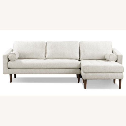 Used Poly & Bark Sectional Sofa for sale on AptDeco