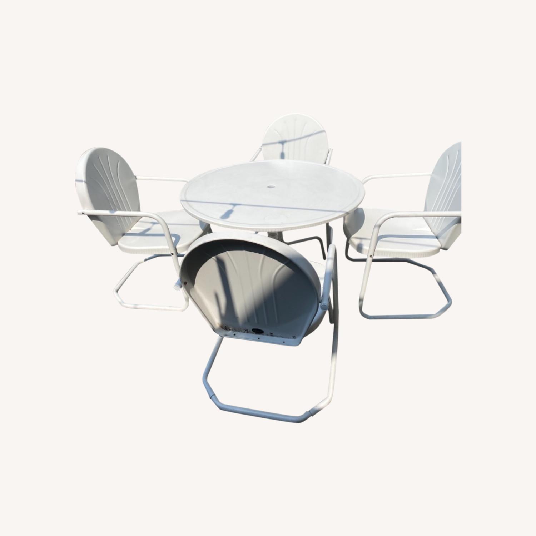 Crossley Outdoor Furniture Set - image-0