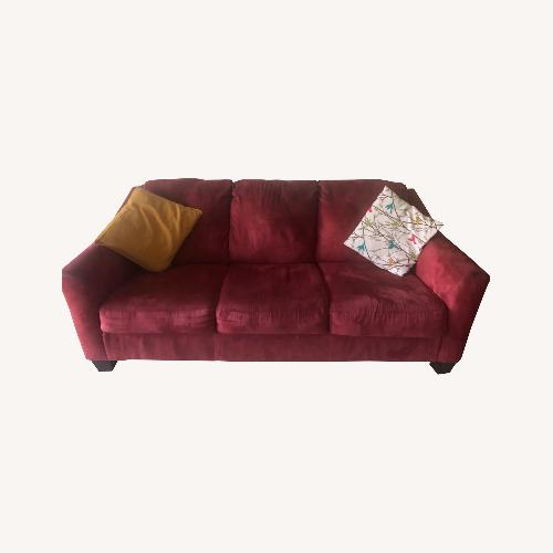 Used Living Spaces Sleeper Sofa for sale on AptDeco