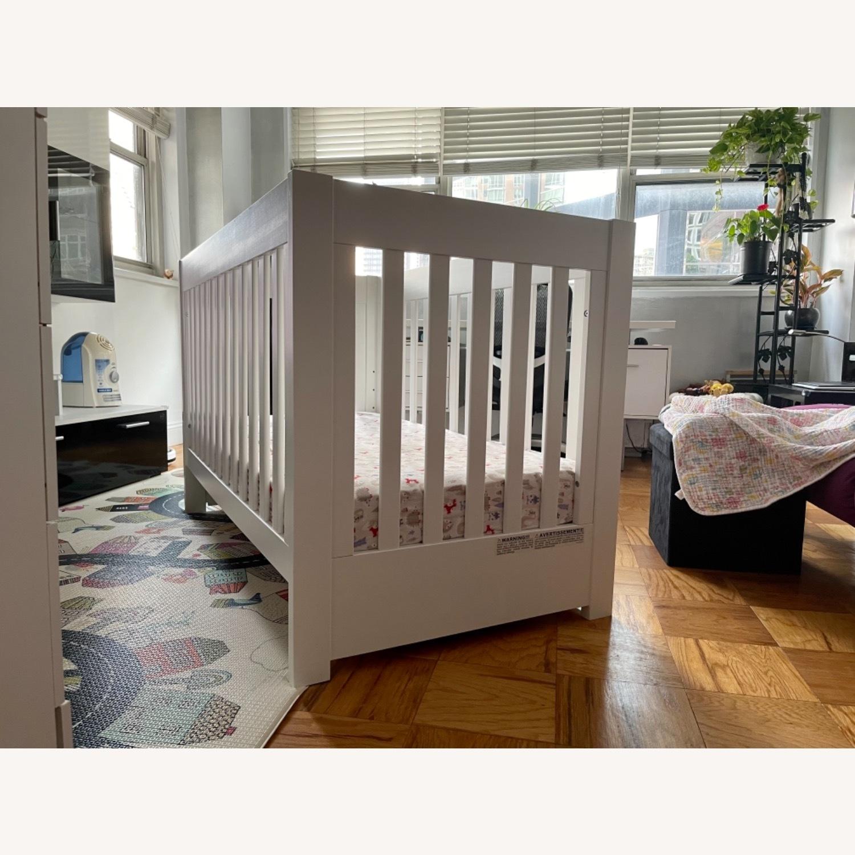 Babyletto Modern Crib with a Storage Drawer - image-3