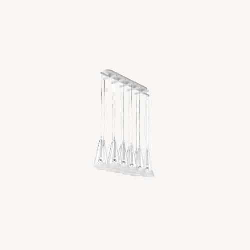 Used Flos Fucsia 12 Pendants Suspension Lamp for sale on AptDeco