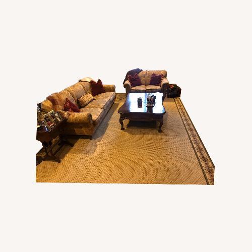 Used Stark Carpet Custom Area Rug for sale on AptDeco