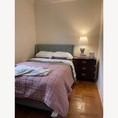 Used 9 by Novogratzs Majesty Full Bed for sale on AptDeco