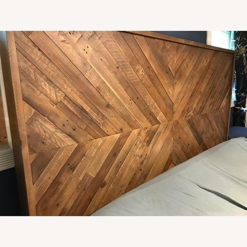 Used Signature Design Grindleburg King Panel Bed for sale on AptDeco