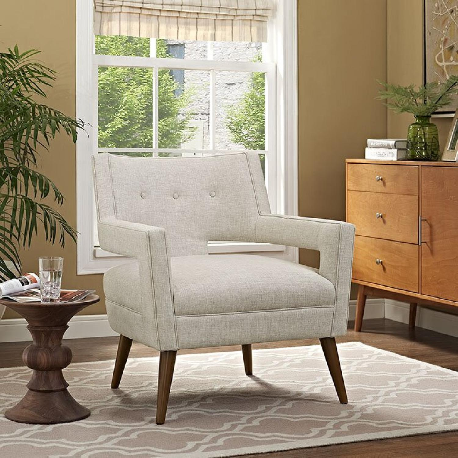 Modway Tufted Armchair - image-6