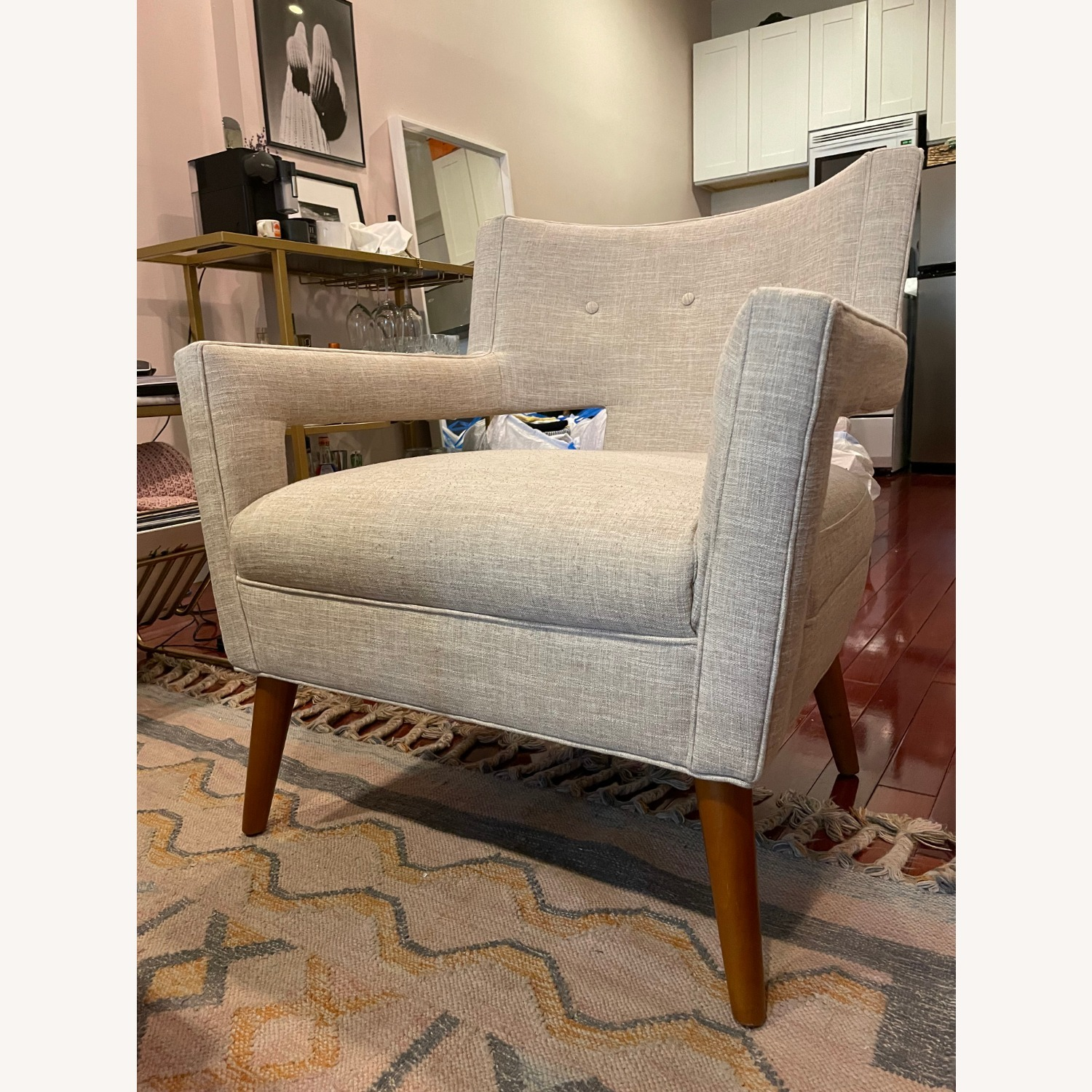 Modway Tufted Armchair - image-3
