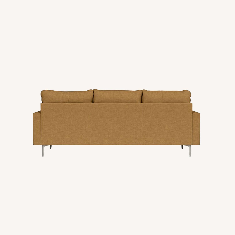 Inside Weather Custom Milo Sofa in Dijon - image-0