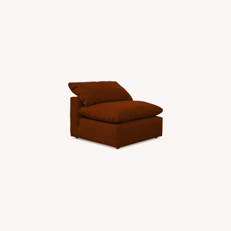 Joybird Bryant Armless Chair - image-0