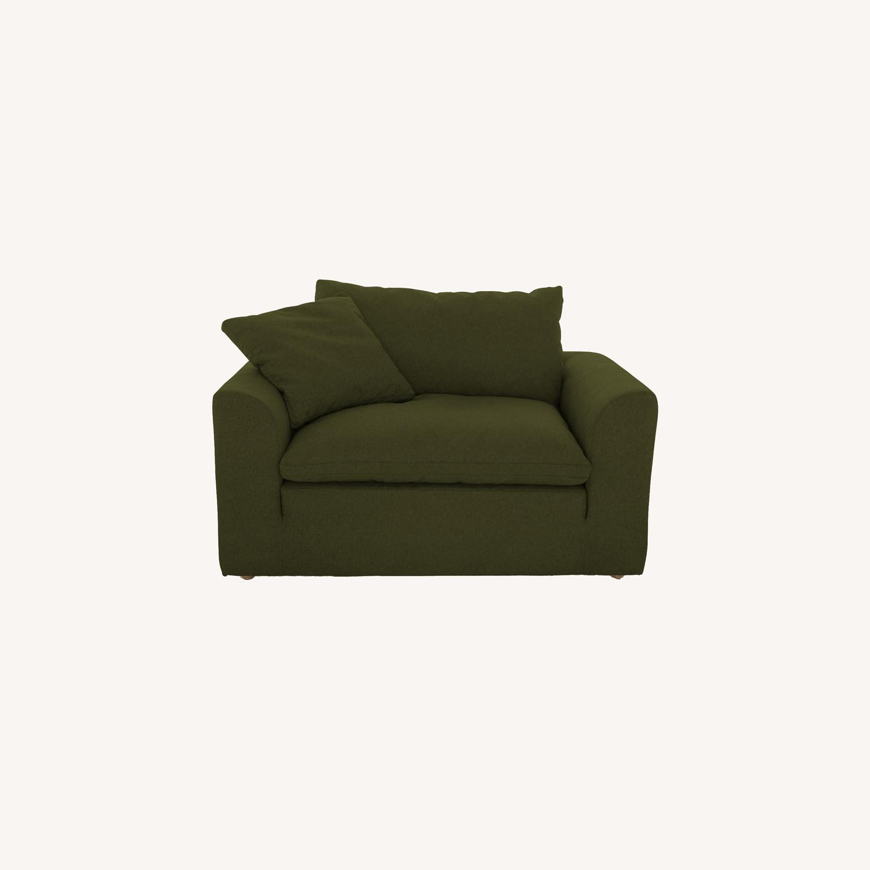 Joybird Bryant Chair and A Half - image-0