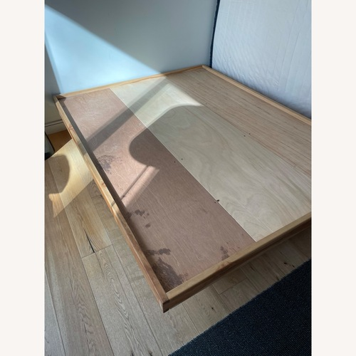 Used From The Source Queen Bed with Big Storage for sale on AptDeco