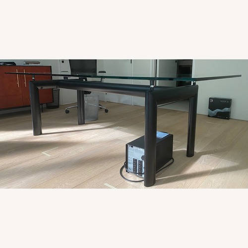 Used Cassina LC6 Collaborative Table for sale on AptDeco