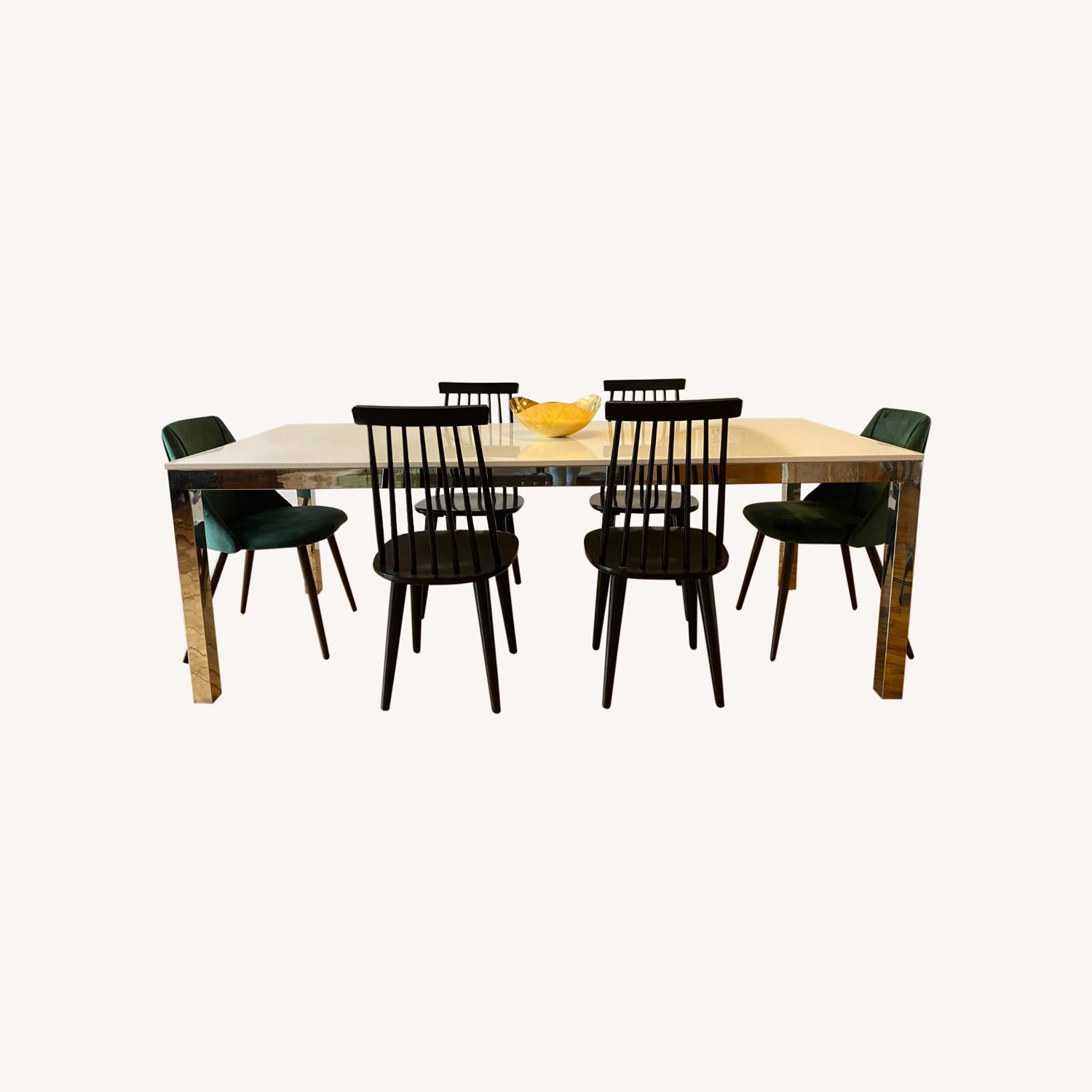 Mitchell Gold + Bob Williams Parsons Dining Table - image-0