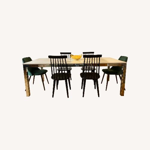 Used Mitchell Gold + Bob Williams Parsons Dining Table for sale on AptDeco
