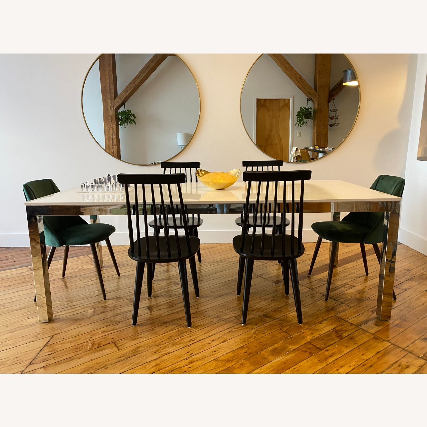 Mitchell Gold + Bob Williams Parsons Dining Table - image-1