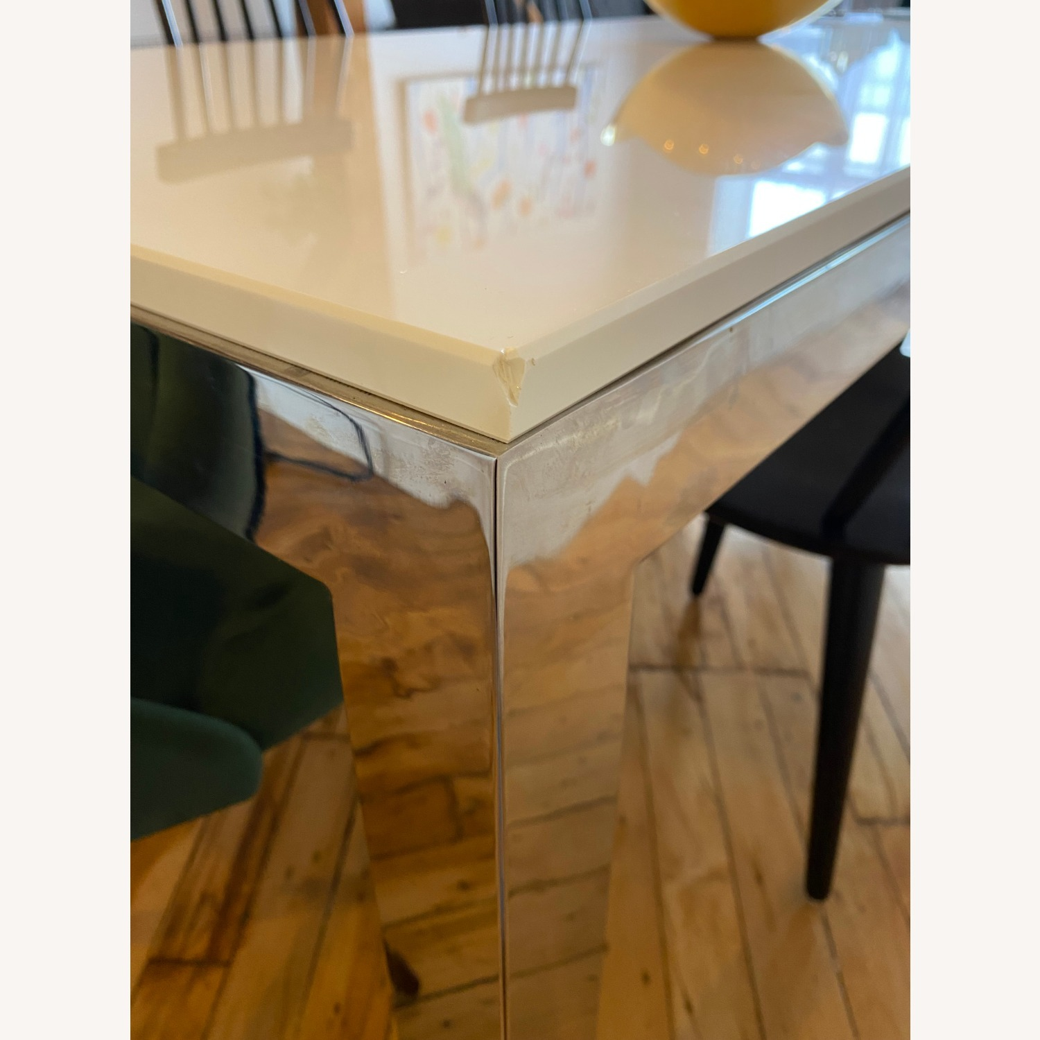 Mitchell Gold + Bob Williams Parsons Dining Table - image-4