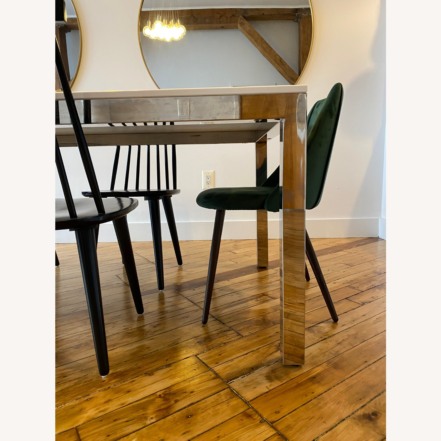 Mitchell Gold + Bob Williams Parsons Dining Table - image-2