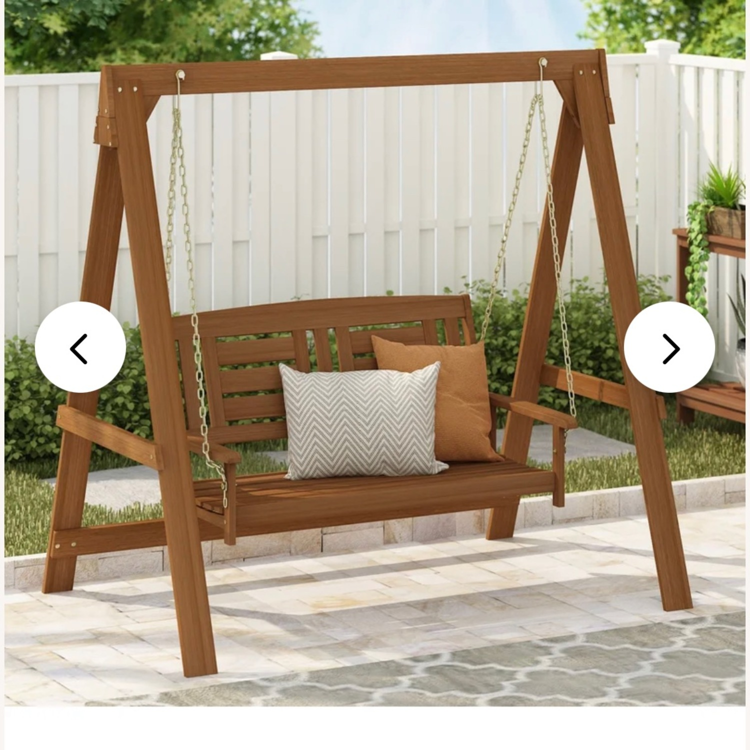 2 Person SWING - image-1
