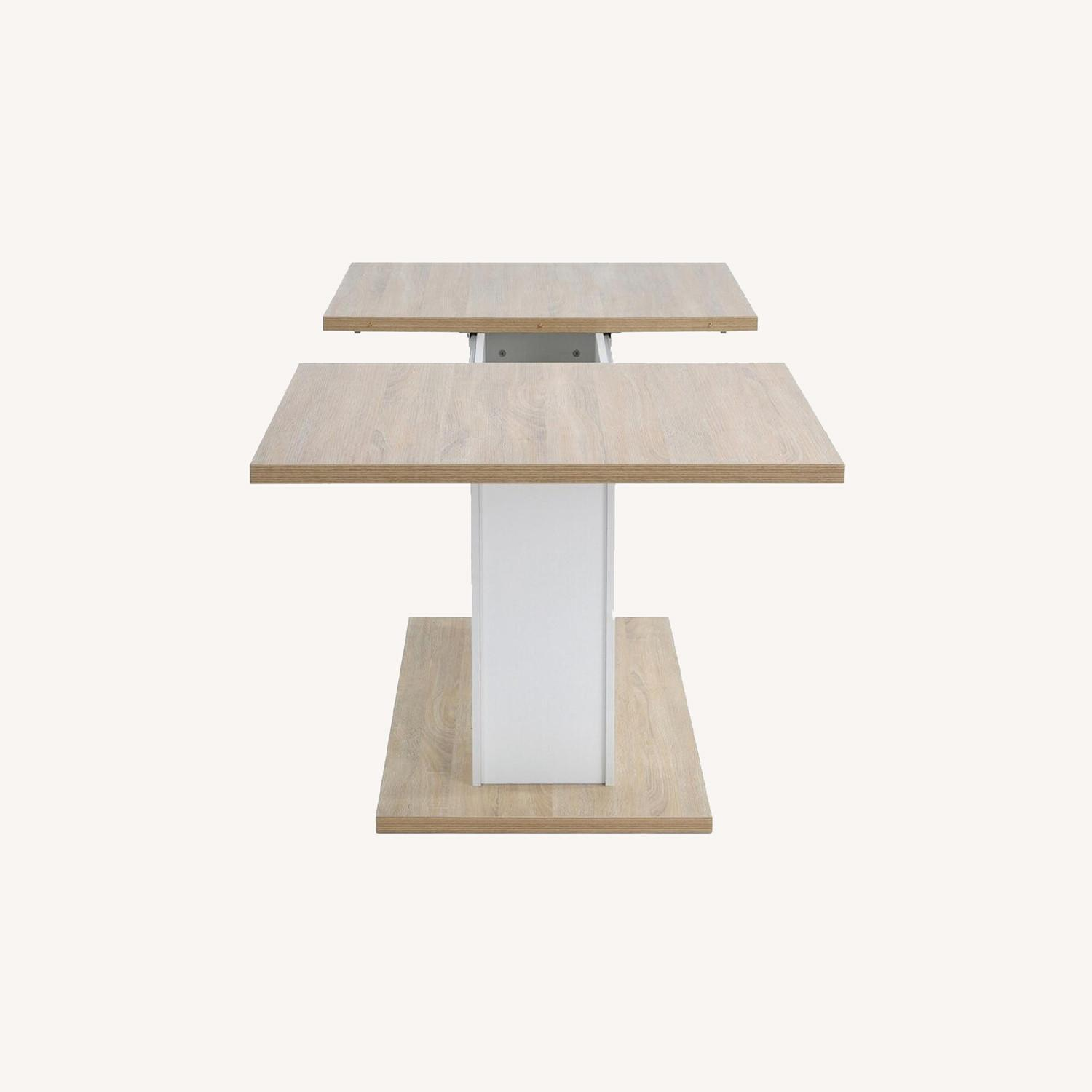 Wayfair Extendable Dining Table (seats up to 8) - image-0