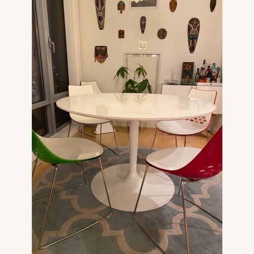 Used Calligaris Dining Set for sale on AptDeco