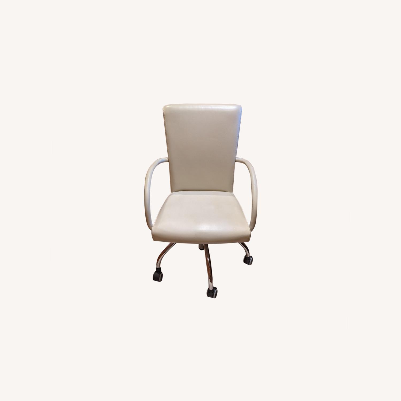 Poltrona Frau Designer Office Chair  (Italy) - image-0