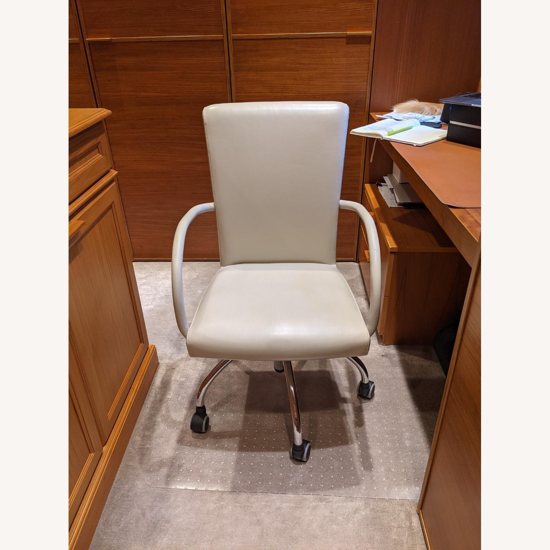 Poltrona Frau Designer Office Chair  (Italy) - image-1