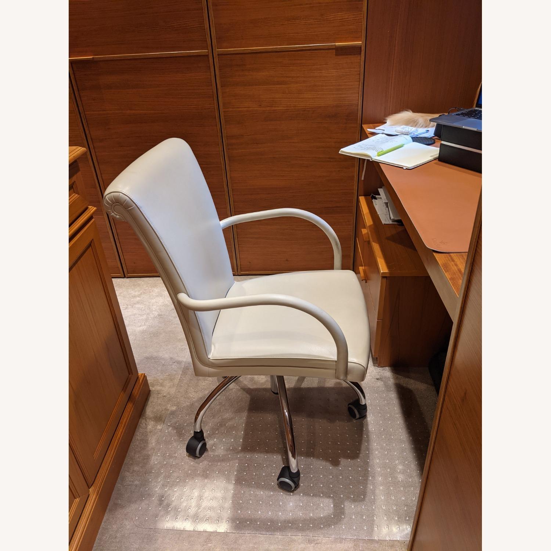 Poltrona Frau Designer Office Chair  (Italy) - image-2