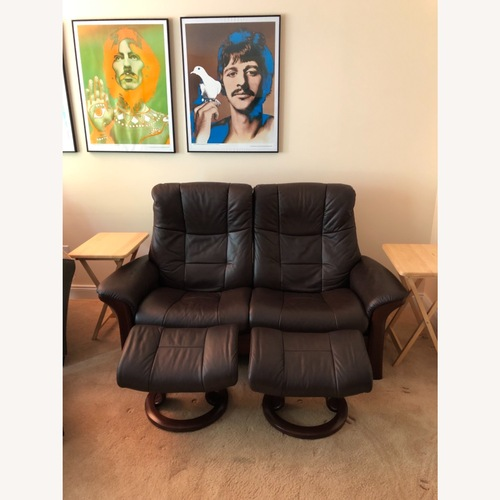 Used CISCO Brothers Stressless Windsor 2 Seat High Back for sale on AptDeco