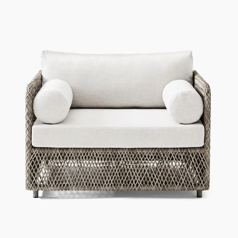 West Elm Coastal Lounge Chair, Individual - image-3