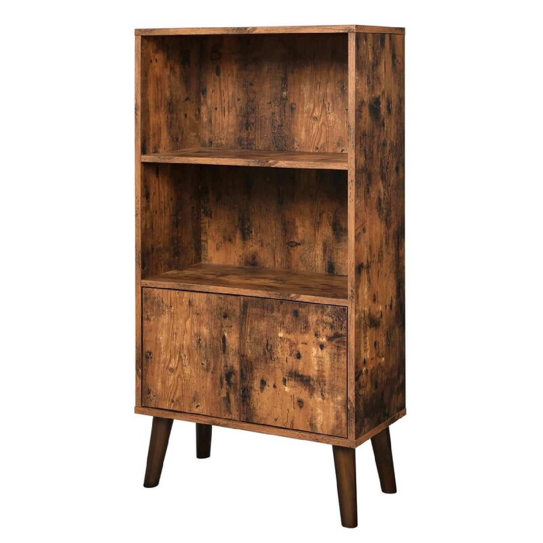 Wayfair Mid Century Modern Bookcase - image-0