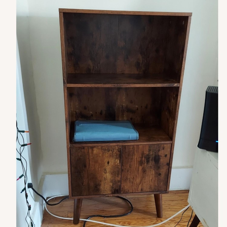 Wayfair Mid Century Modern Bookcase - image-4