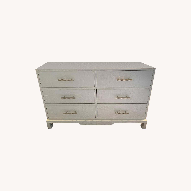 Jonathan Adler Preston 6-Drawer Dresser - image-0