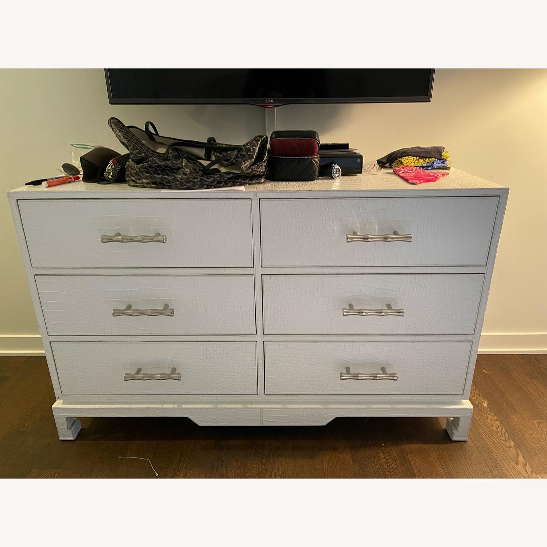 Jonathan Adler Preston 6-Drawer Dresser - image-1