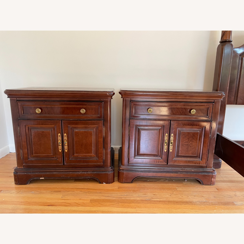 Bernhardt Mahogany Wood Armoire - image-34