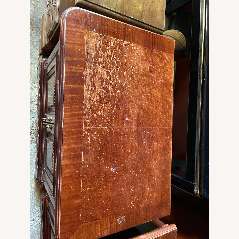 Bernhardt Mahogany Wood Nightstands - A Pair - image-4