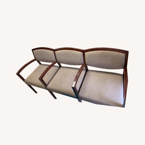 Used National Office Eloquence Tandem Reception Seating for sale on AptDeco