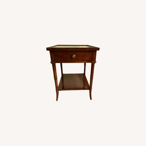 Used Bernhardt Pair of Martha Stewart End Tables for sale on AptDeco