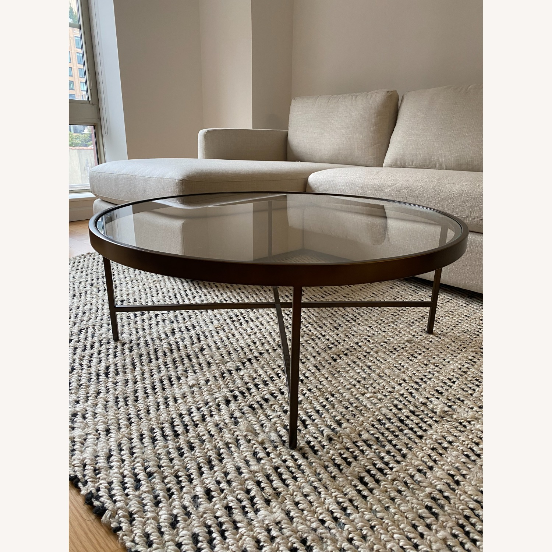 Mitchell Gold + Bob Williams Vienna Coffee Table - image-1