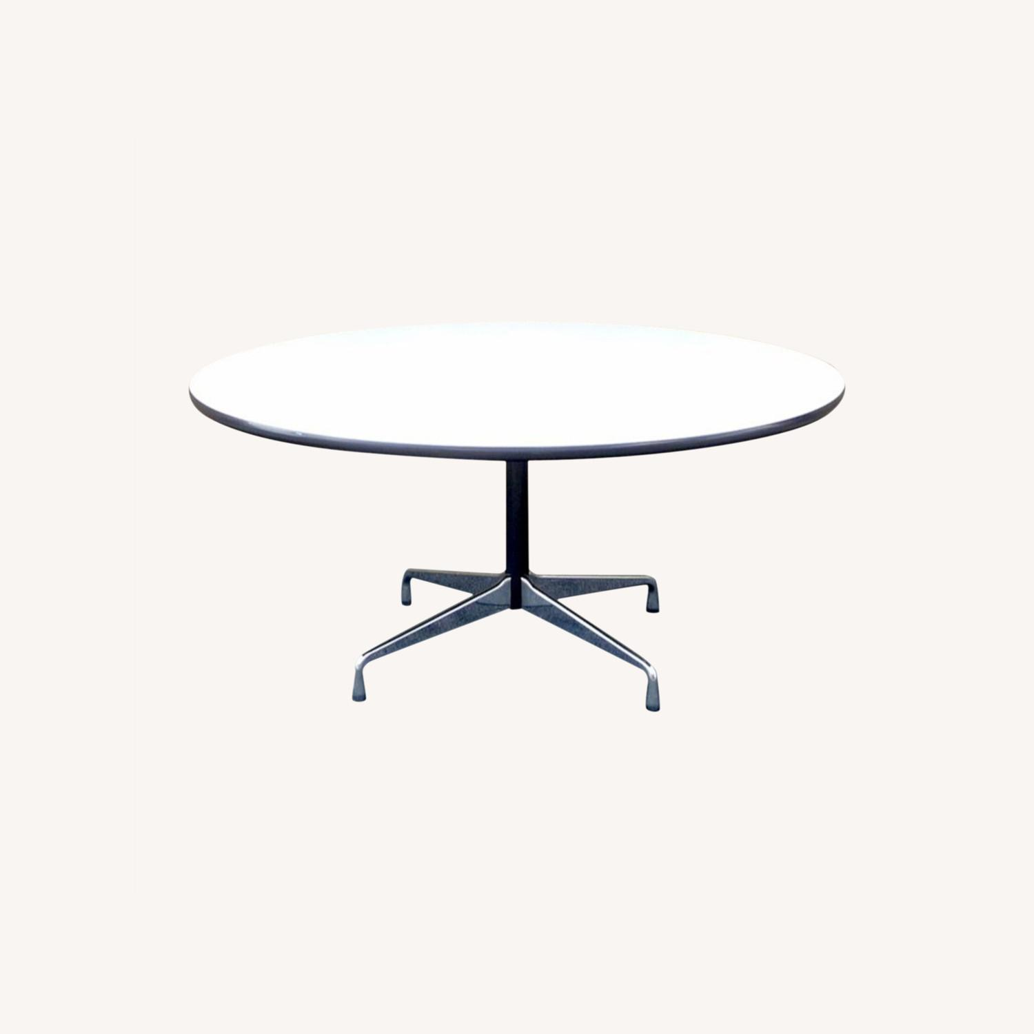 Herman Miller Eames Dining Table 54inches - image-0