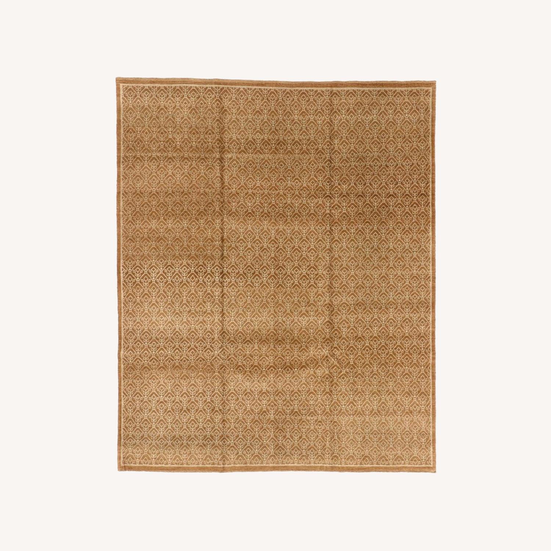 Modernist Tibetan Rug - image-0