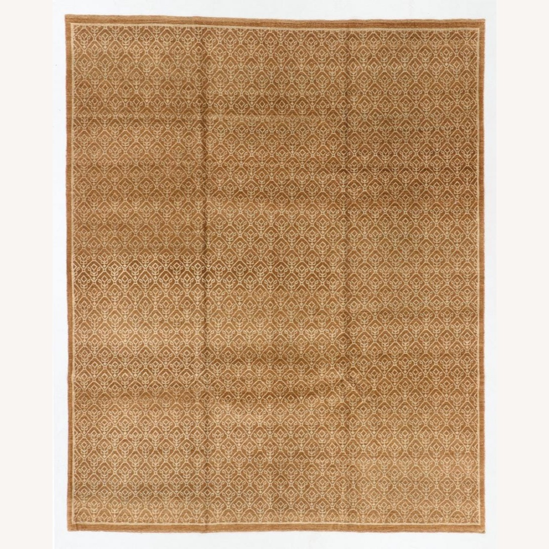 Modernist Tibetan Rug - image-1