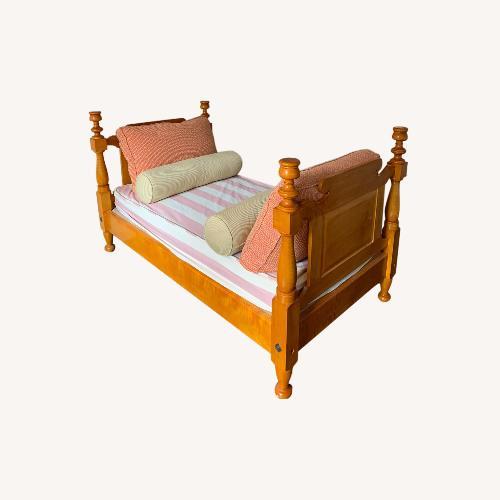 Used 2 Matching Barton Sharpe Custom Kids Beds for sale on AptDeco