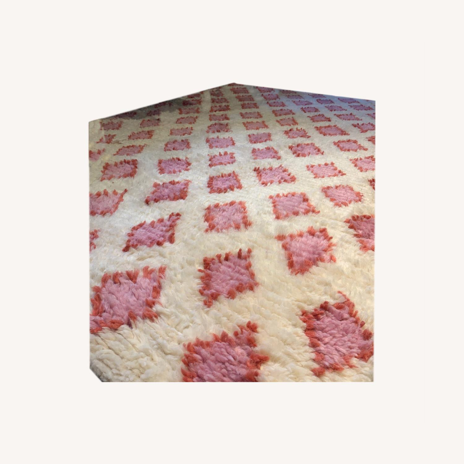 Anthropologie Hand-Knotted Alia Rug (5x8) - image-0